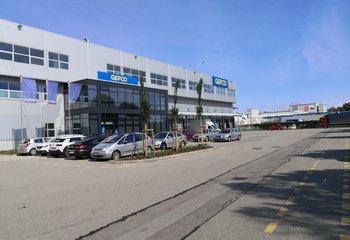 Profesionální logistická společnost pronajme sklady na strategickém místě Brno Modřice - hlavní tah Bratislava, Vídeň.