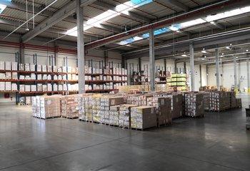 A professional logistics company will lease warehouses at a strategic location in Brno Modřice - main route Bratislava, Vienna.
