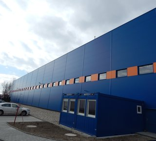 Prenájom skladových priestorov v Bratislave / Warehouses for lease in Bratislava