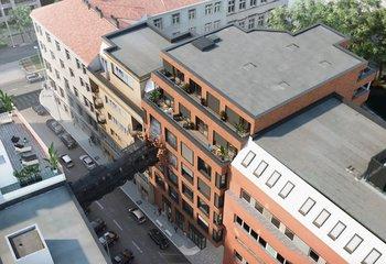 Lihovarská, Praha 9 - Libeň