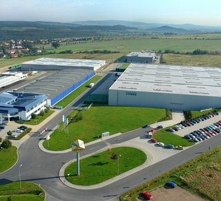 Warehouse for rent - Ejpovice