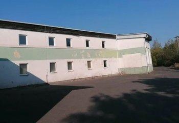 Pronájem skladovacích a výrobních prostor - Lomnice