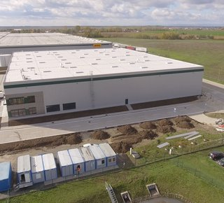 Výrobná alebo logistická hala na prenájom- Gáň/ Production or logistic hall for lease in Gáň