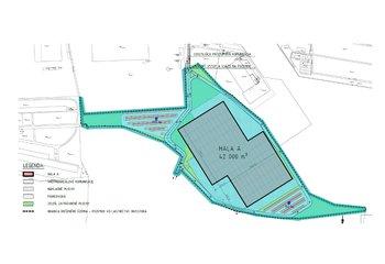 Industriálny pozemok s platným ÚR  - Sučany / Industrial plot for sale with valid zoning permit - Sučany