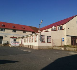 Pronájem skladových a výrobních prostor - Domažlice