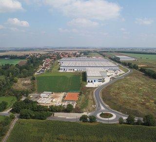 Panattoni Park Týniště - Pronájem skladových a výrobních prostor Týniště nad Orlicí
