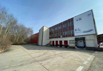 Pronájem skladových a výrobních prostor - Újezdeček u Teplic - 5500 m2