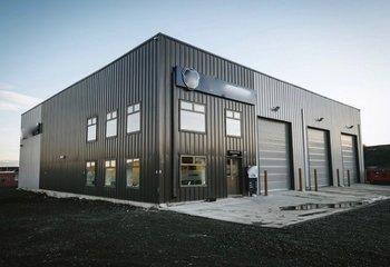 Verkauf von Grundstücken mit Baugenehmigung für eine Industriehalle - Prag 9 - Vinoř