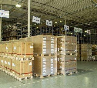 Sklad s logistickým službami - Košice / Warehouse with logistics services - Košice