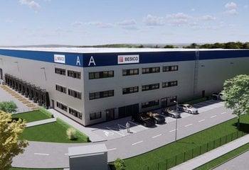 Prenájom skladovej haly v Banskej Bystrici / Warehouse for lease in Banská Bystrica