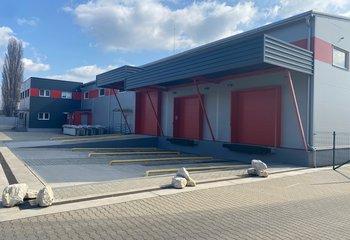 Prenájom modernej skladovej haly- Trstice / Warehouse for lease in Trstice