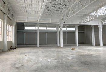 Pronájem skladových a výrobních prostor - Hýskov