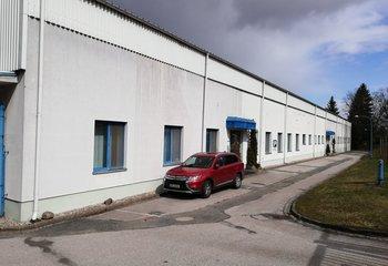 Pronájem skladových a výrobních prostor - Dolní Kalná