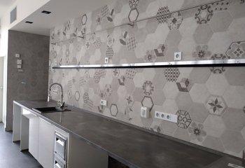 Gastro prostor k pronájmu - Karlín - 192 m2