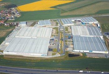 Pronájem nového logistického skladu se službami na strategickém místě Mladá Boleslav - Bezděčín D10/E65.
