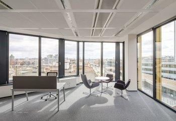 Enterprise Office Center, Pikrtova, Praha 4 - Pankrác