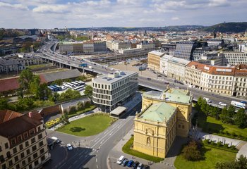 Bastion Florenc, Křižíkova, Praha 8 - Karlín