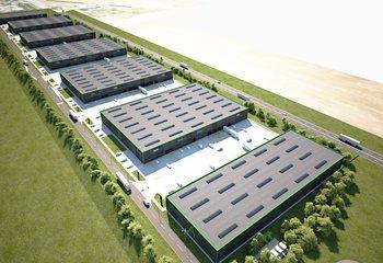 EAST Park Olomuc - pronájem skladových a výrobních prostor