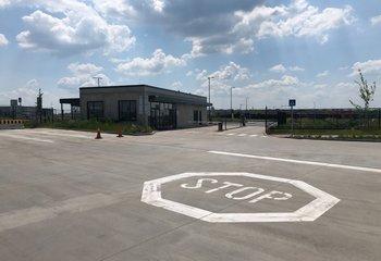 """Pronájem logistického """"A"""" skladu v atraktivní lokalitě - Tuchoměřice u Prahy nedaleko letiště Václava Havla."""