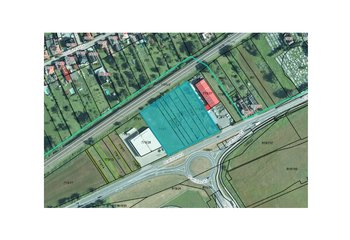 Pozemok na predaj pre komerčnú výstavbu, 5615 m² - Trenčín / Commercial land plot for sale - Trenčín