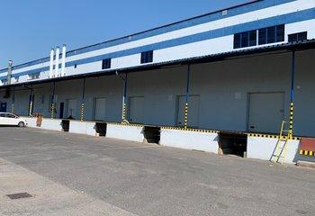 Pronájem skladových a výrobních prostor - Šenov u Ostravy