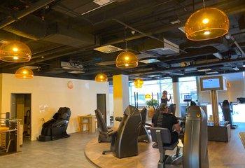 Komerční prostor v blízkosti OC Flora - 340 m2