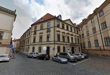 Trauttmansdorffský palác, Mariánské náměstí, Praha 1- Staré Město