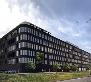 GALVANIHO BUSINESS CENTER V.  - Bratislava-Ružinov