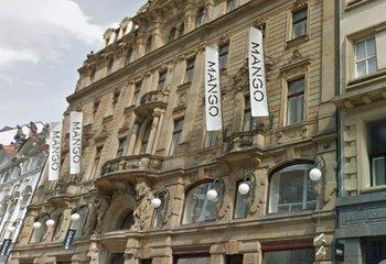 Lease, Commercial Offices, 0m² - Praha - Nové Město