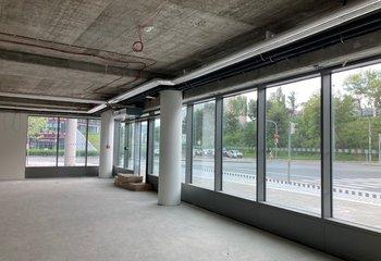 Komerční prostor k pronájmu - Vyskočilova - areál BB Centrum