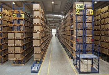 Sklad s logistickým službami - Bratislava / Warehouse with logistics services - Bratislava