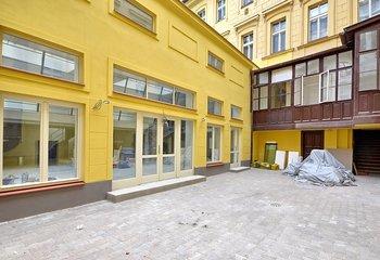 Unique commercial bright spaces in the center of Prague - Opletalova - 430 m2