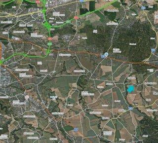 Prodej, Pozemky pro bydlení, 23.520m² - Dobročovice