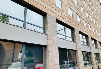 Výborně umístěný obchodní prostor - 105 m2 - Praha 8, Karlín