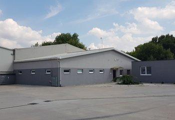 Prenájom modernej skladovej haly- Pata / Warehouse for lease in Pata