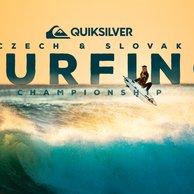 Quiksilver Czech & Slovak Surfing Championship 2020