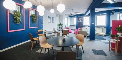 Náš klient Vacuumlabs sa sťahuje do nových a inšpirujúcich kancelárií