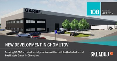 Garbe Industrial Real Estate GbmH koupilo brownfield o rozloze 65.000 m2