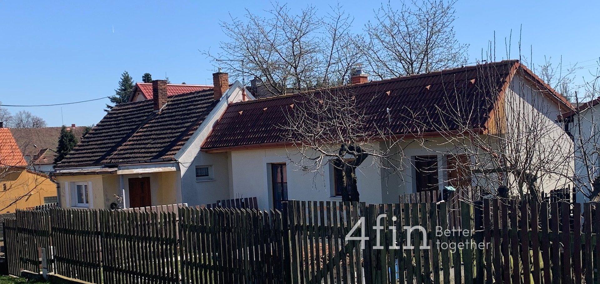 Pronájem samostatné ½ rodinného domu, s vlastním vchodem a zahradou, Štichov, okres Domažlicedinné domy, 60m²