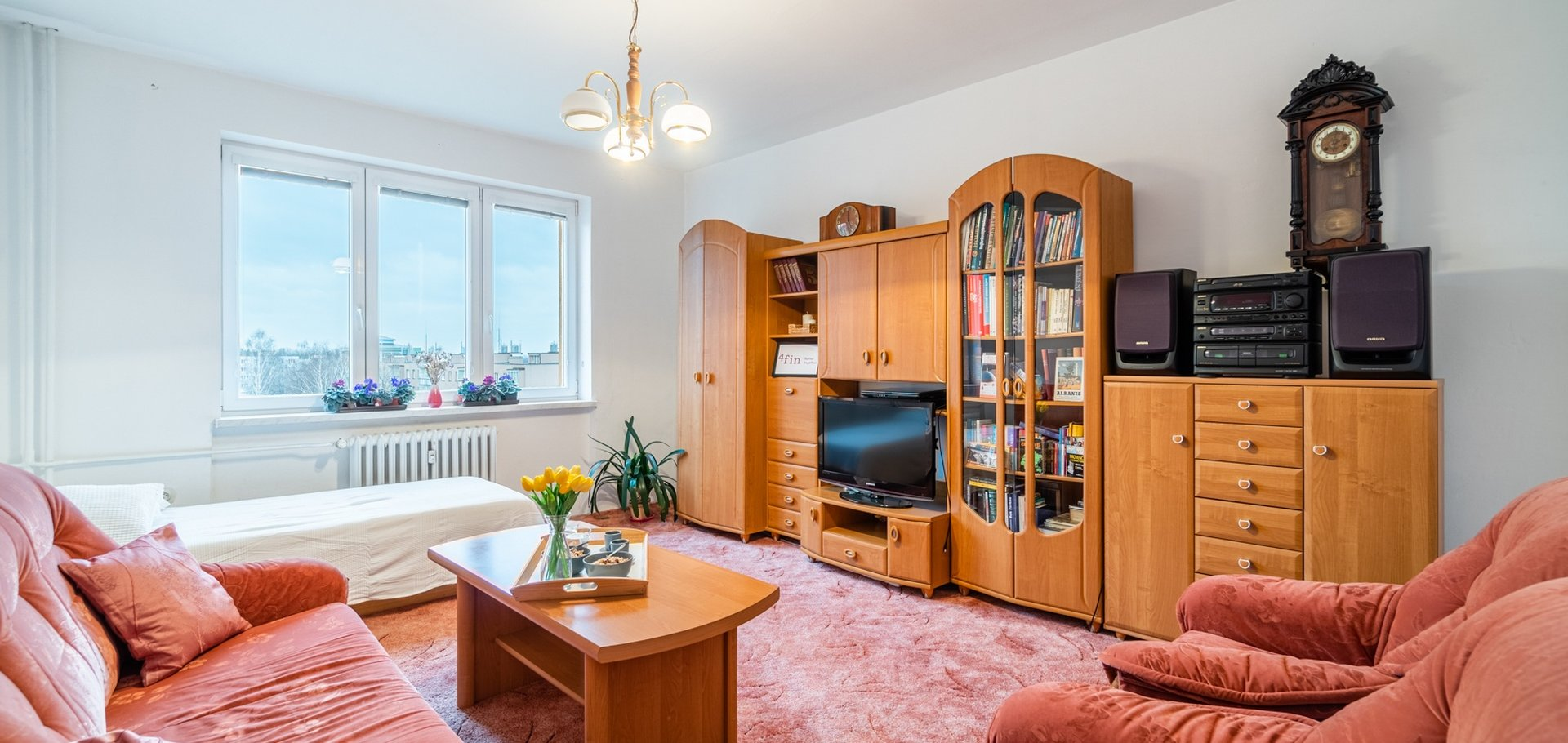 Prodej bytu 1+1, 35m², Třinec - Lyžbice