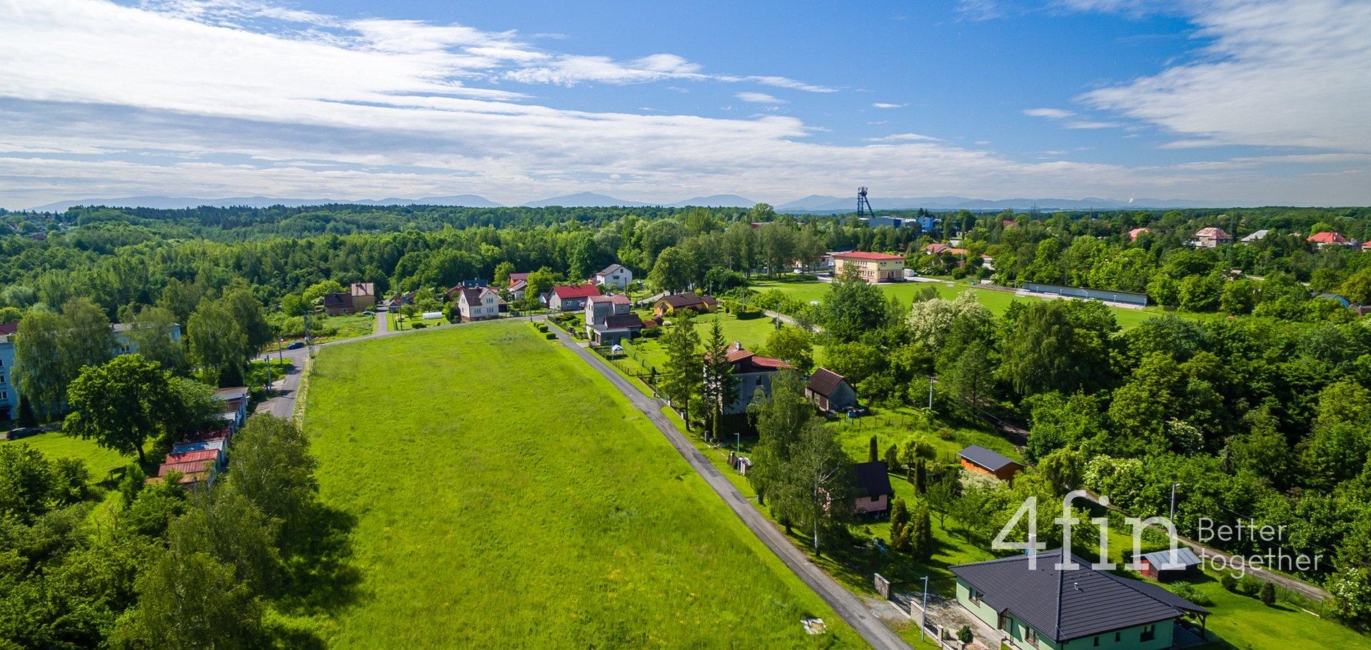 Prodej, Pozemky pro bydlení, 1170m² - Petřvald