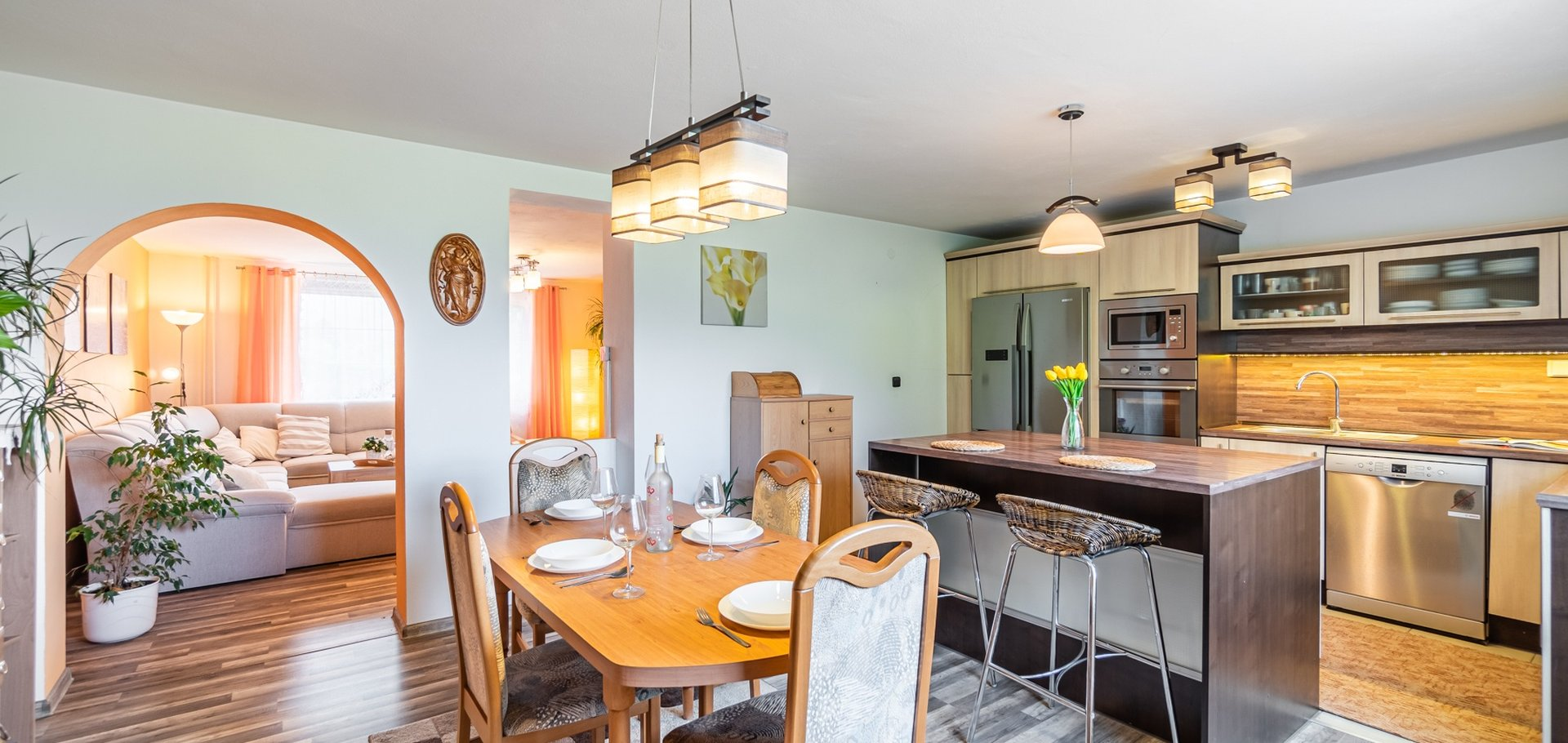 Prodej, Rodinné domy, 260m² - Návsí
