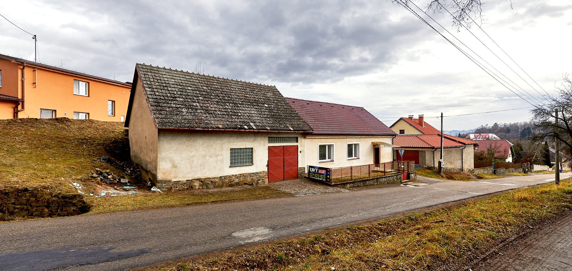 Prodej, Rodinné domy, 66m² - Pyšely