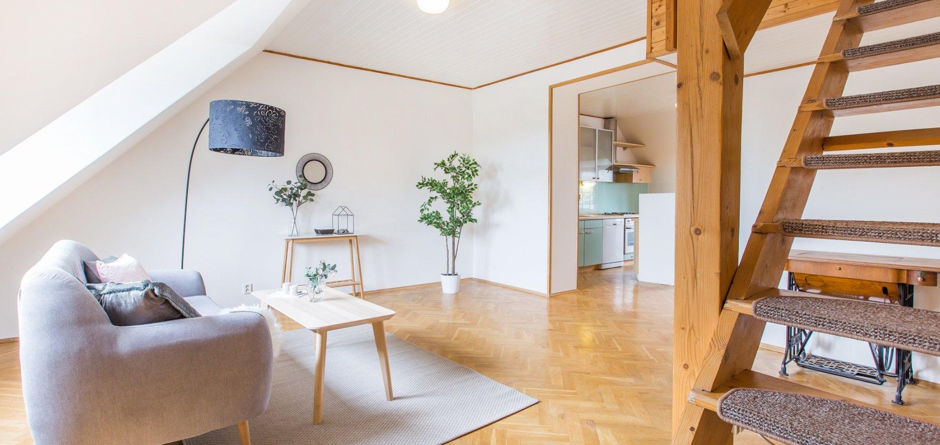 Prodej, Byt 4+1, 123 m² - Na Třebešíně, Praha - Strašnice
