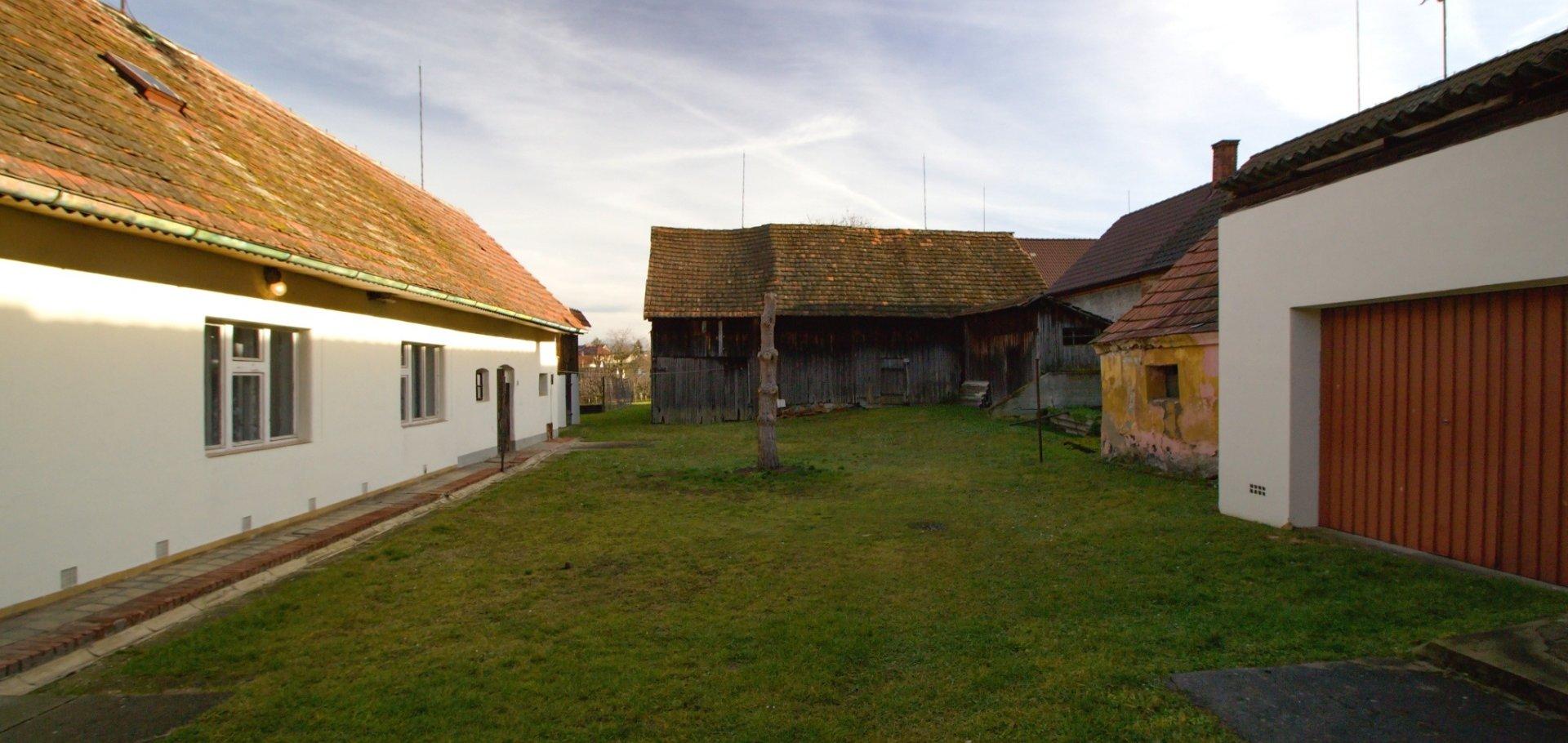 Prodej, Zemědělská usedlost, 1637m² - Vřeskovice