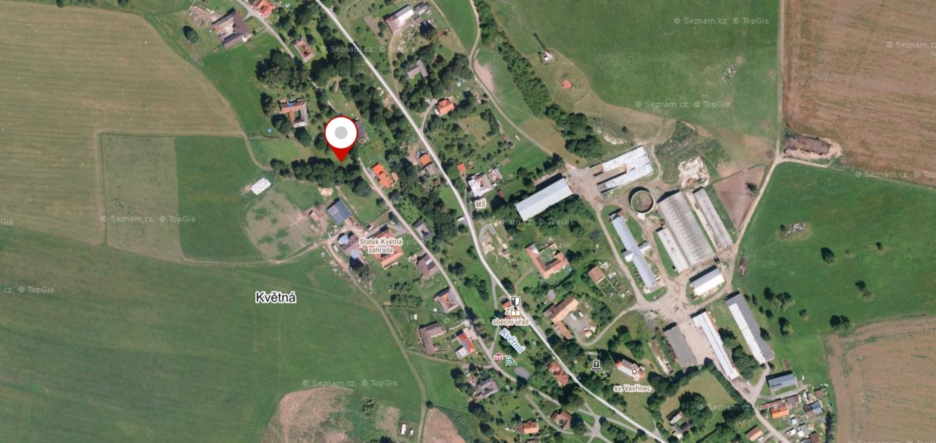 Prodej, Pozemky pro bydlení, 1357m² - Květná