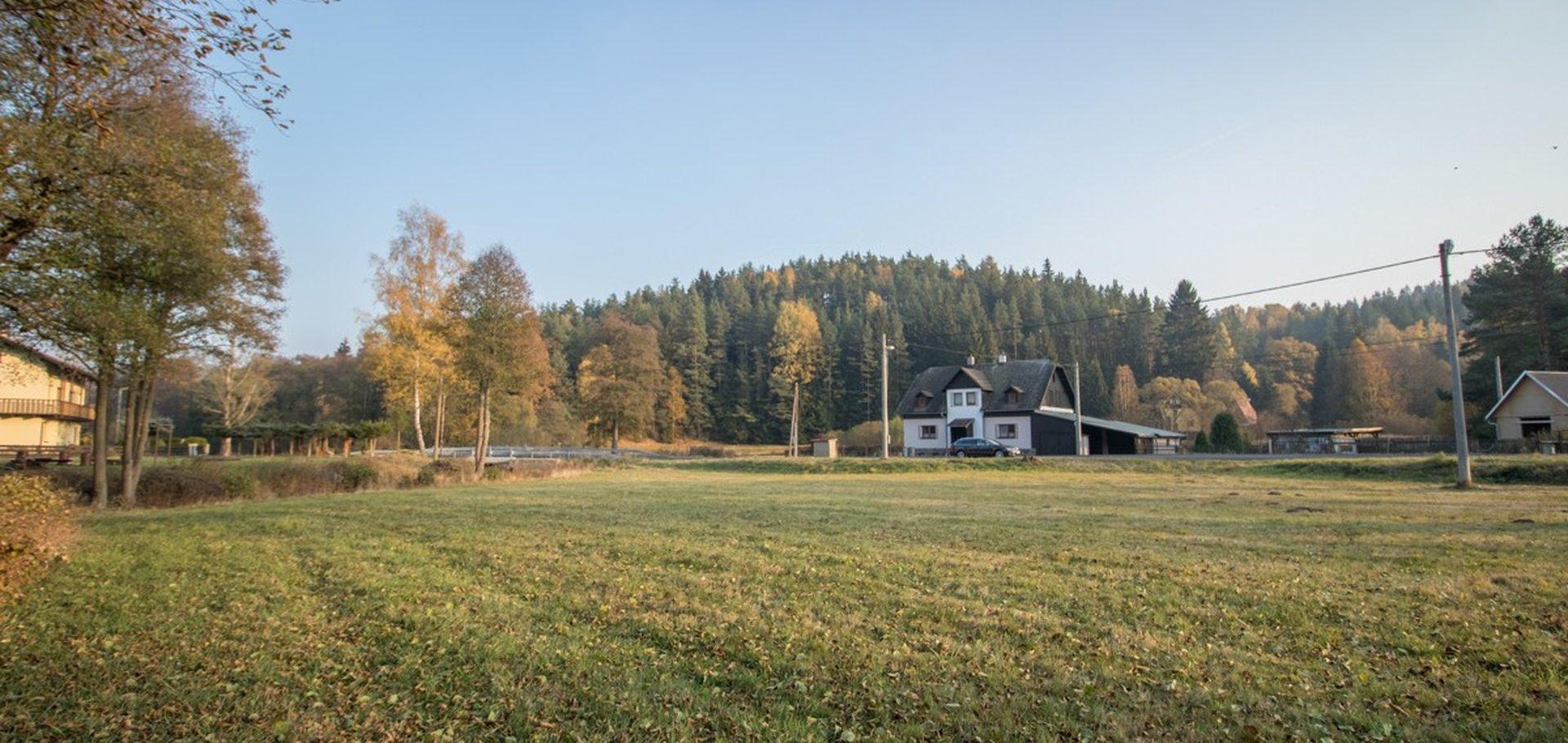 Prodej, Pozemky pro bydlení, 2500m² - Nejdek - Lesík