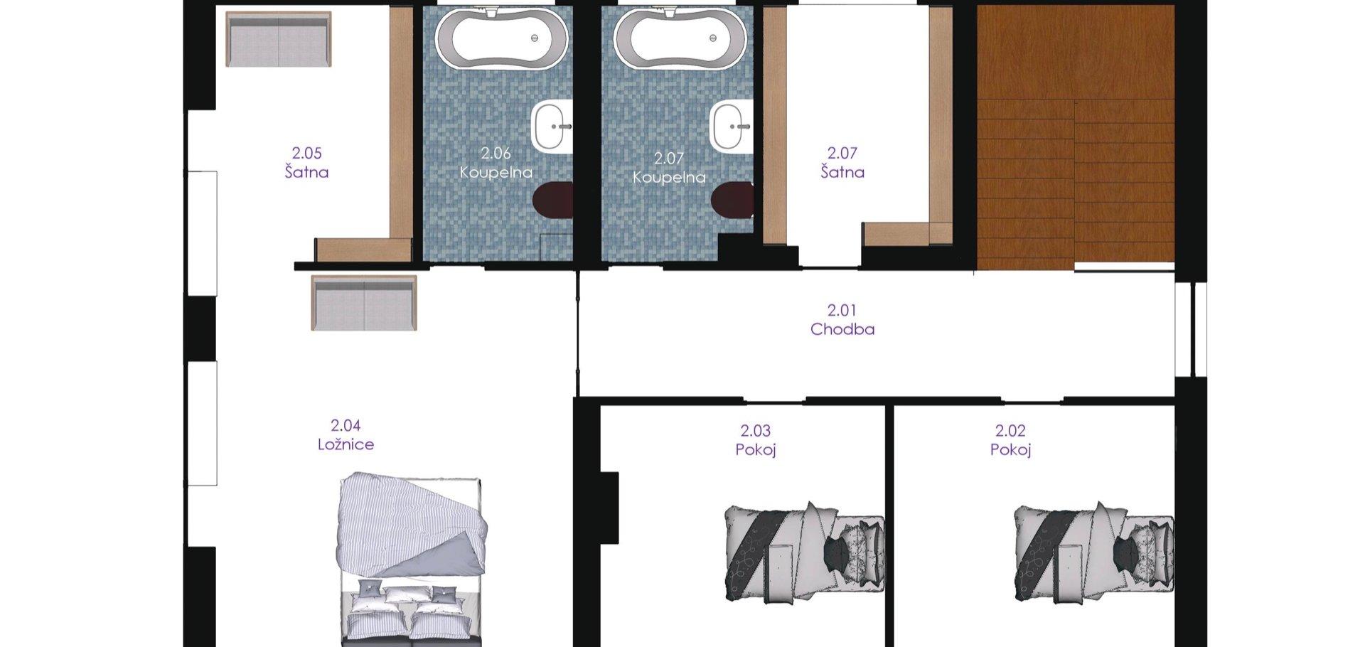 Prodej, Rodinné domy, 172m² - Velká Polom