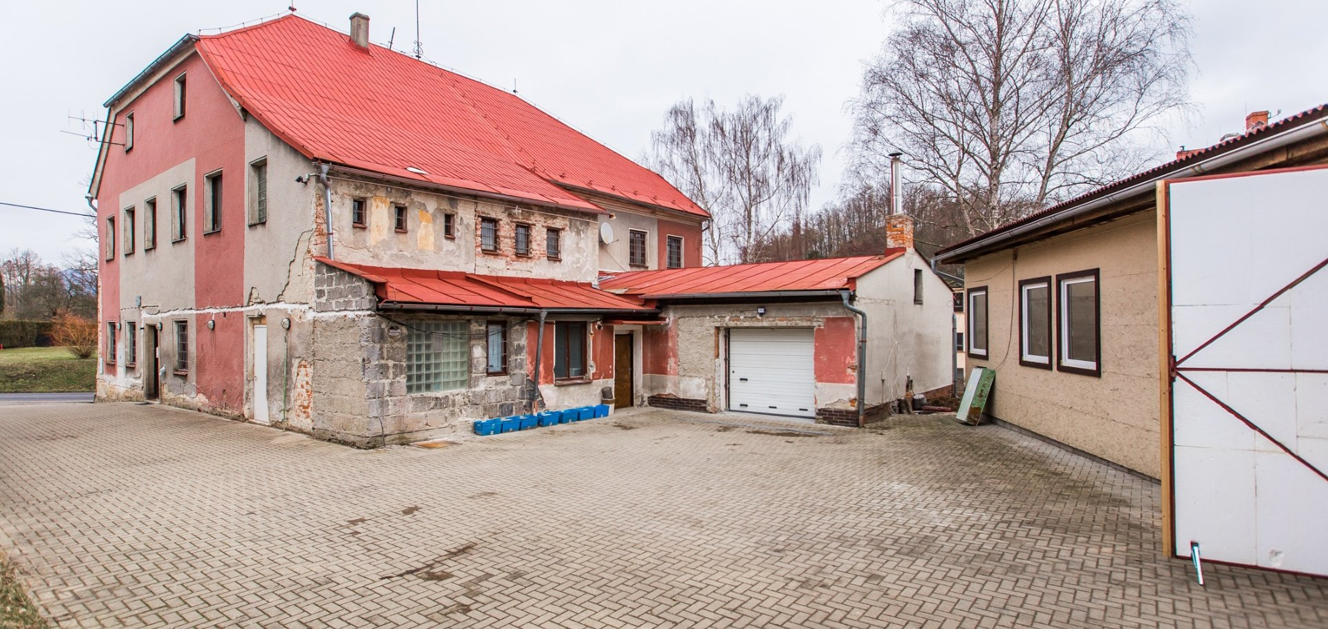Prodej, Rodinného domu, Nový Bor