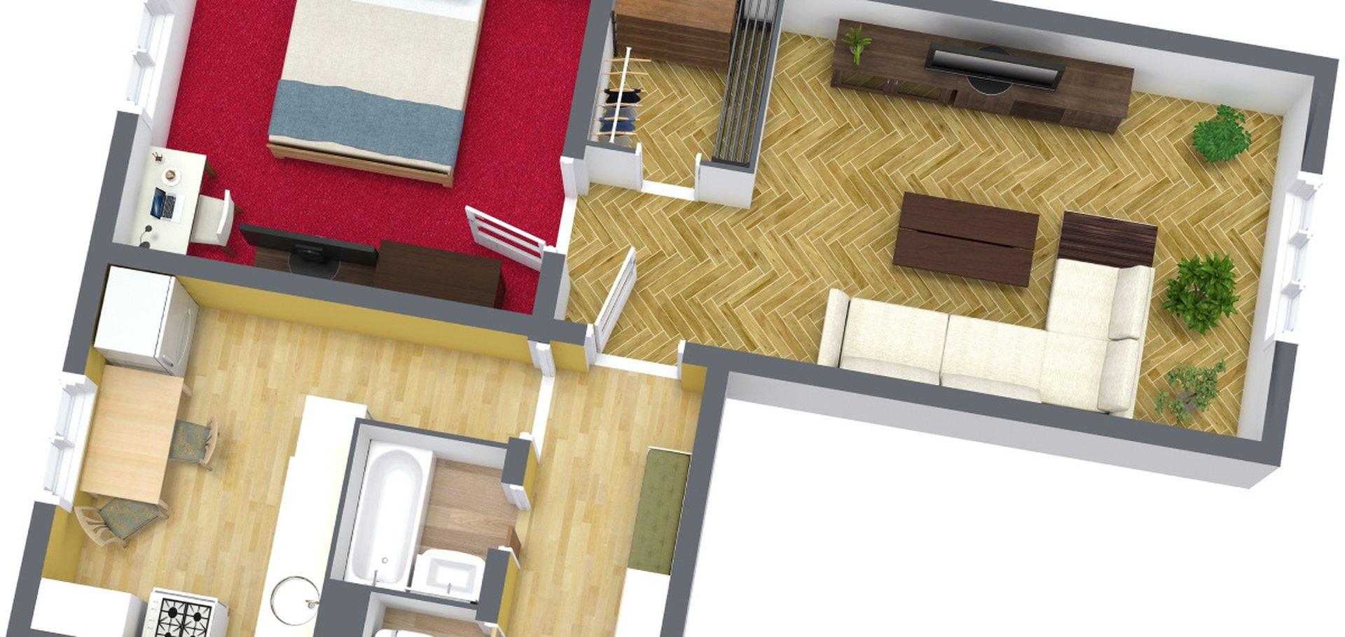 Prodej, Byty 2+1, 52m² - Sokolov